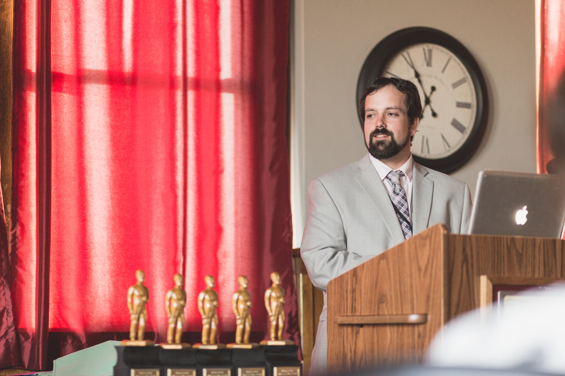 An interview with James Harmon II about starting the Sanford International Film Festival